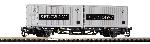 Piko TT-Containertrgwg. 2X20' Deutrans DR IV