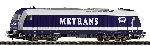 Piko ~Diesellok Herkules 761 Metrans VI + lastg.Dec.