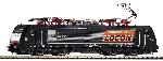 Piko E-Lok BR 189 LOCON VI schwarz/orange