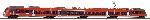 Piko E-Triebwagen BR 442 Talent 2 Mosel-2 DB AG VI, 4-teilig