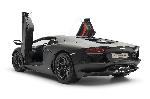 Pocher Lamborghini Aventador bouwdoos mat zwart