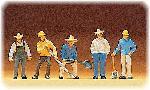 Preiser Railarbeiders