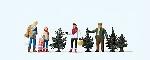 Preiser Kerstbomen verkoop Ho