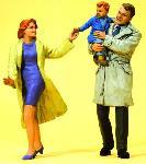 Preiser Paar met Kind