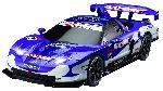 Racetin Honda NSX RC 1/28