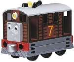 Thomas en friends Toby the tram engine