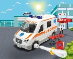 Revell Ambulance Junior Kit