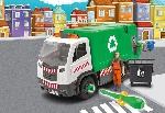 Revell Junior Kit Vuilniswagen