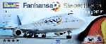 Revell Boeing 747-8 Fanhansa