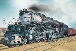 Revell Big Boy Locomotive1:87  Kit