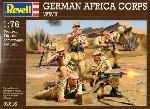 Revell Duitse Infanterie Afrikakorps WW II 1/72