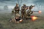 Revell Britse Infanterie modern 1/72