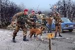 Revell Duitse Leger Crisi Reaction Forces  1:72