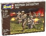 Revell Britische Infanterie, WWII1:72