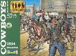 Revell Cowboys, Wilder Westen1:72