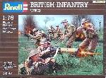 Revell Britisch Infantry WWII 1:76