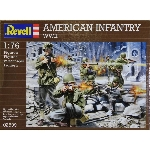 Revell American Infantry WWII  1:76