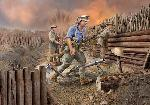 Revell Anzac Infantry  1915  1:72