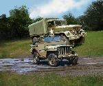 Revell M34 Tactical Truck + Off Road Vehicle 1:35