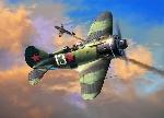 Revell Polikarpov I-16 Type 24 Rata