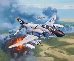 Revell F-4J Phanthom II  1:72