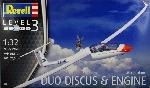 Revell Duo Discus & Engine 1:32