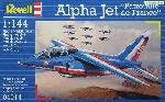 Revell Alpha Jet  France  1:144