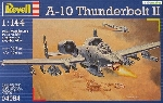 Revell A-10 A Thunderbolt II 1/144