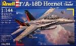 Revell F/A-18 D Wild Weasel1:144