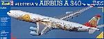 "Revell A340 AUA ""Wiener Philharmoniker""1:144"