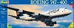 Revell Boeing 747-400 'Lufthansa'1:144