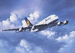 Revell Airbus 380-800  Lufthansa  1:144