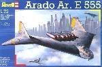 Revell Arado E 555 Strategische Bommenwerper 1/72