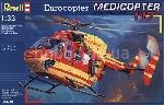 """Revell Eurocopter """"Medicopter 117""""1:32"""
