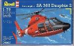 Revell Eurocopter SA365 Dauphin 21:72