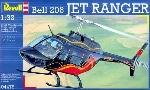 Revell Bell 206 Jet Ranger1:32