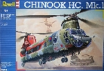 Revell Chinook HC. Mk. 11:48