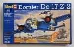 Revell Donier Do 17 Z-2    1-72