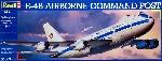 Revell E-4B Airborne Command Post  1:144