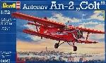 """Revell Antonov  An-2""""Colt"""" 1:72"""