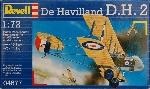 Revell De Havilland D.H. 2
