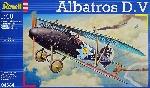 Revell Albatros D.V. 1:48