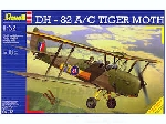 Revell DH-82 A/C TIGER MOTH1:32