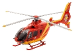 Revell Helicopter EC 135  AIR-GLACIER