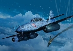 Revell Me262 B-1/U-1 Nightfighter  1:32