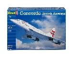 Revell Concorde Britisch Airways  1:72