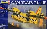 Revell Canadair CL-415  Blusvliegtuig