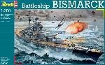 Revell Battleship Bismarck1:350