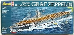"Revell Aircraft carrier ""Graf Zeppelin""1:720"