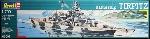 Revell Battleship Tirpitz 1:700
